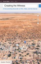 Creating the WitnessDocumenting Genocide on Film, Video, and the Internet